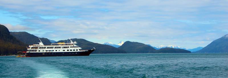 Un-Cruise Adventures, Safari Endeavor, Idaho Inlet