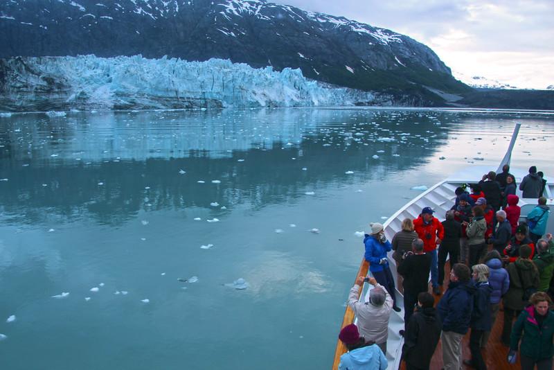 Un-Cruise Adventures, Margerie Glacier, Glacier Bay National Park
