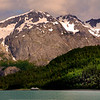 Un-Cruise Adventures, Safari Endeavor Anchored at Tynda Cove, Glacier Bay National Park