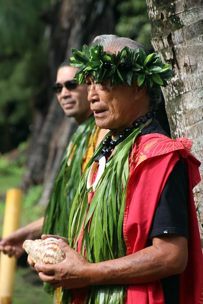 Hawaii, UnCruise Adventures, Ancient Culture Ceremony
