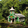 Hawaii, UnCruise Adventures,  Jerusalema Hou Church, Halawa Valley