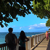 Hawaii, UnCruise Adventures, Lahaina Maui, Boardwalk