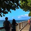 Hawaii, UnCruise Adventures, Lahaina Maui, Boardwalk