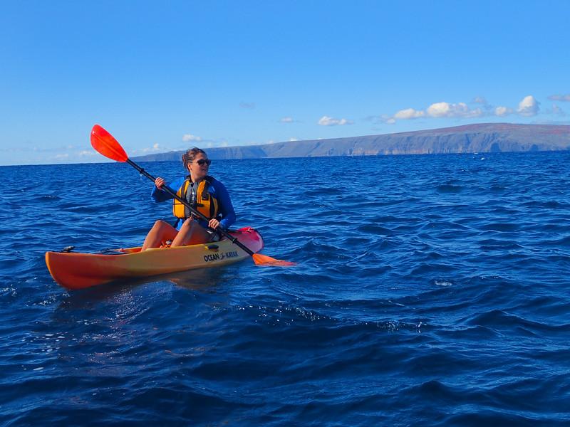 Hawaii, UnCruise Adventures, Kayak, South Maui