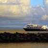 Hawaii, UnCruise Adventures, Sunset View on Safari Explorer, Lanai