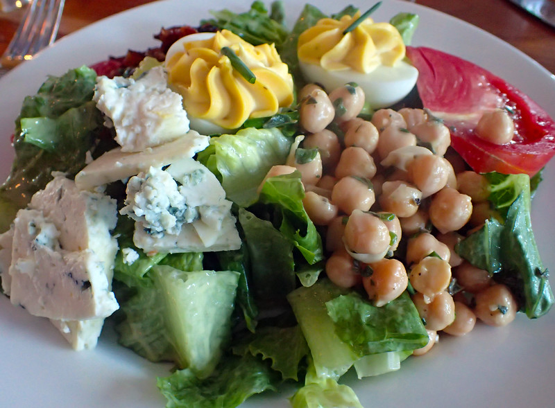 Hawaii, UnCruise Adventures, Salad Entree