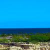 Hawaii, UnCruise Adventures, Panorama View on Maui from Big Island