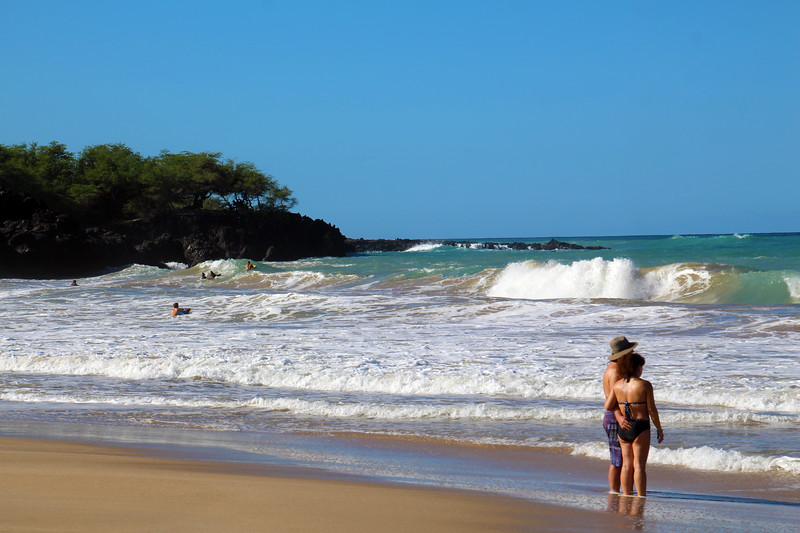 Hawaii, UnCruise Adventures, Hapuna Beach