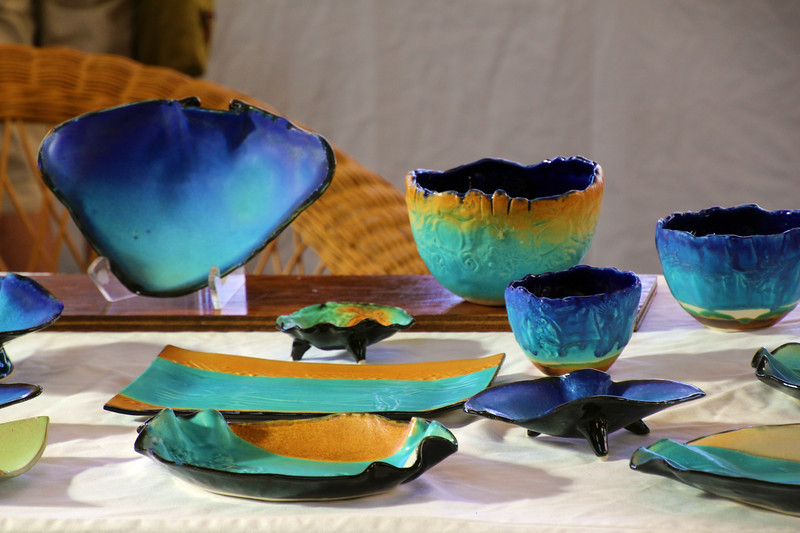 Hawaii, UnCruise Adventures, Kona Pottery
