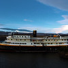 Scenic Views of the S.S. Legacy from ship and on land, UnCruise Rivers of Adventure