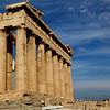 Athens, Acropolis, View on Parthenon
