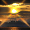 """Crossing the Arctic Circle """"Into the Midnight Sun"""""""