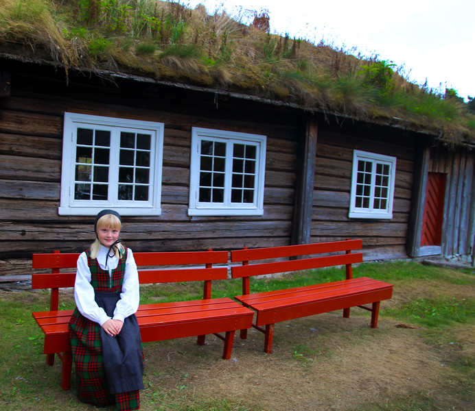 Visit to Molde, Norway