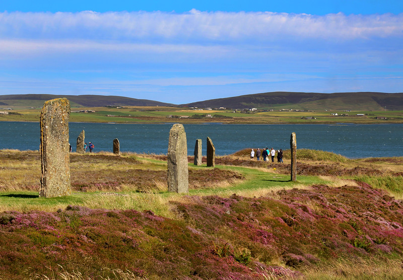 Oarkney Islands Viking Cruise Excursion