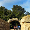 Katapholon & Olympia, Site of the First Olympic Games; Traditional Greek Lunch