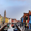 Scenes from a Day Visit to the Beautiful Isle of Burano, Located Off the Coast of Venice, Italy