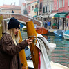 Scenes from a Day Visit to the Isle of Murano, Located Off the Coast of Venice, Italy