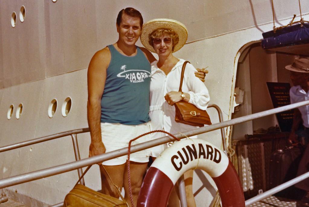 Cruise to Barbados