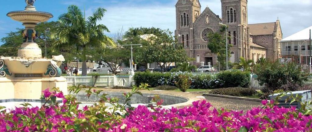 Island of St Kitts