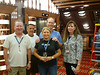 Cheryl and I (middle) along with some great Cruise Critic/Blogger friends!!