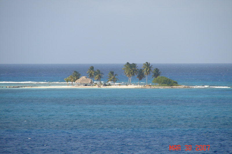 Goff's Caye - Belize... PARADISE !!