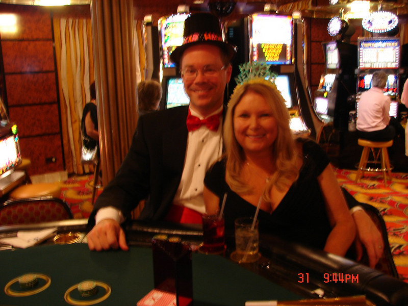 Kind of fuzzy (but then so were we)!  BTW - I won those bets :)
