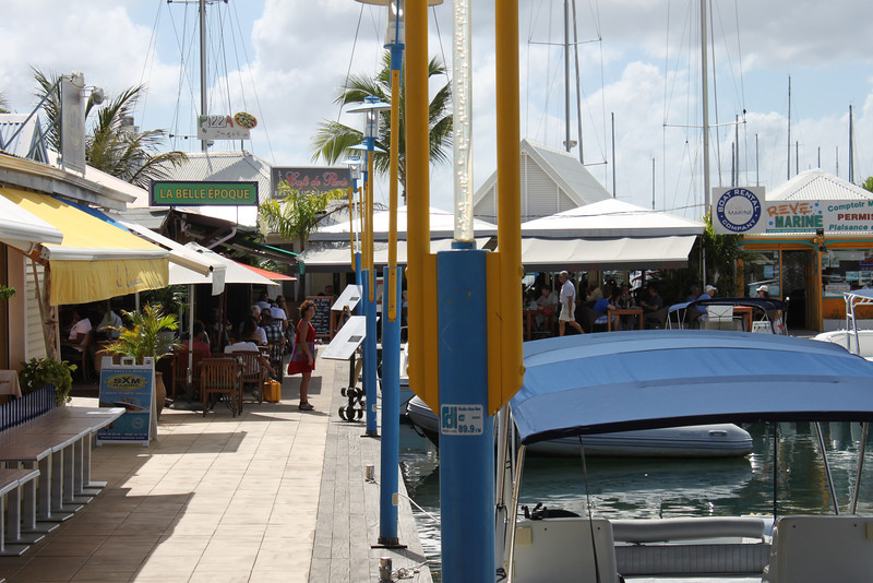 La Belle Epoque in St. Maarten (French side).