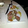 MURANO -- VERY tasty Hazelnut crusted lamb chops!!