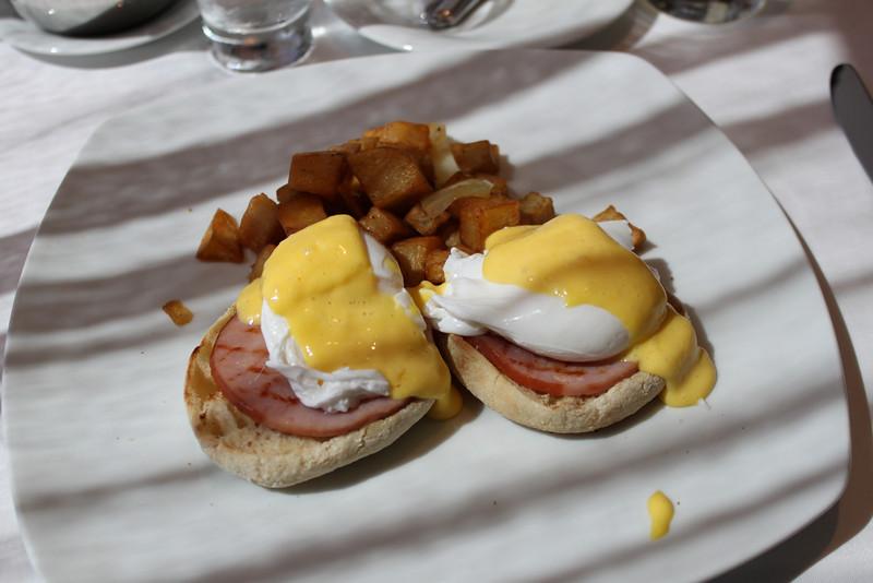 My favorite breakfast in the Epic Club