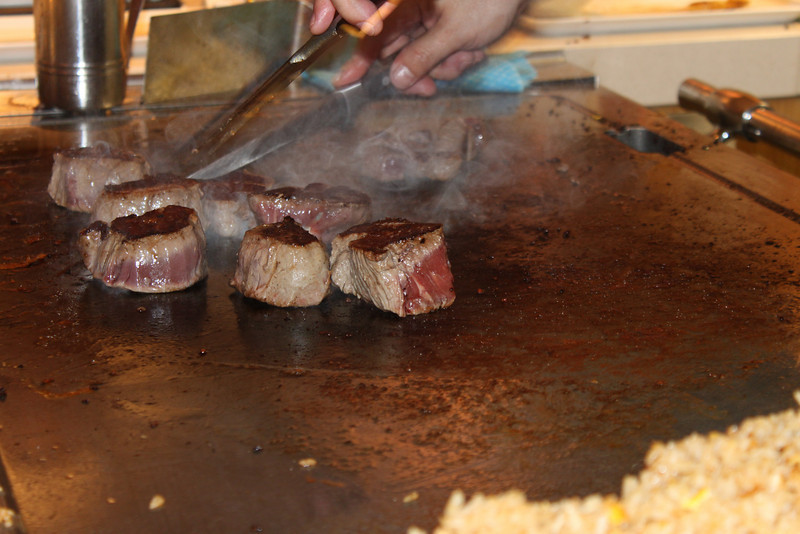 Pull those filets off --- they are just about PERFECT !!  :)