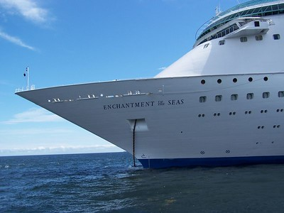 "RCCL ""ENCHANTMENT OF THE SEAS"""
