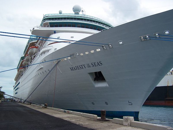 "RCCL  ""MAJESTY OF THE SEAS """