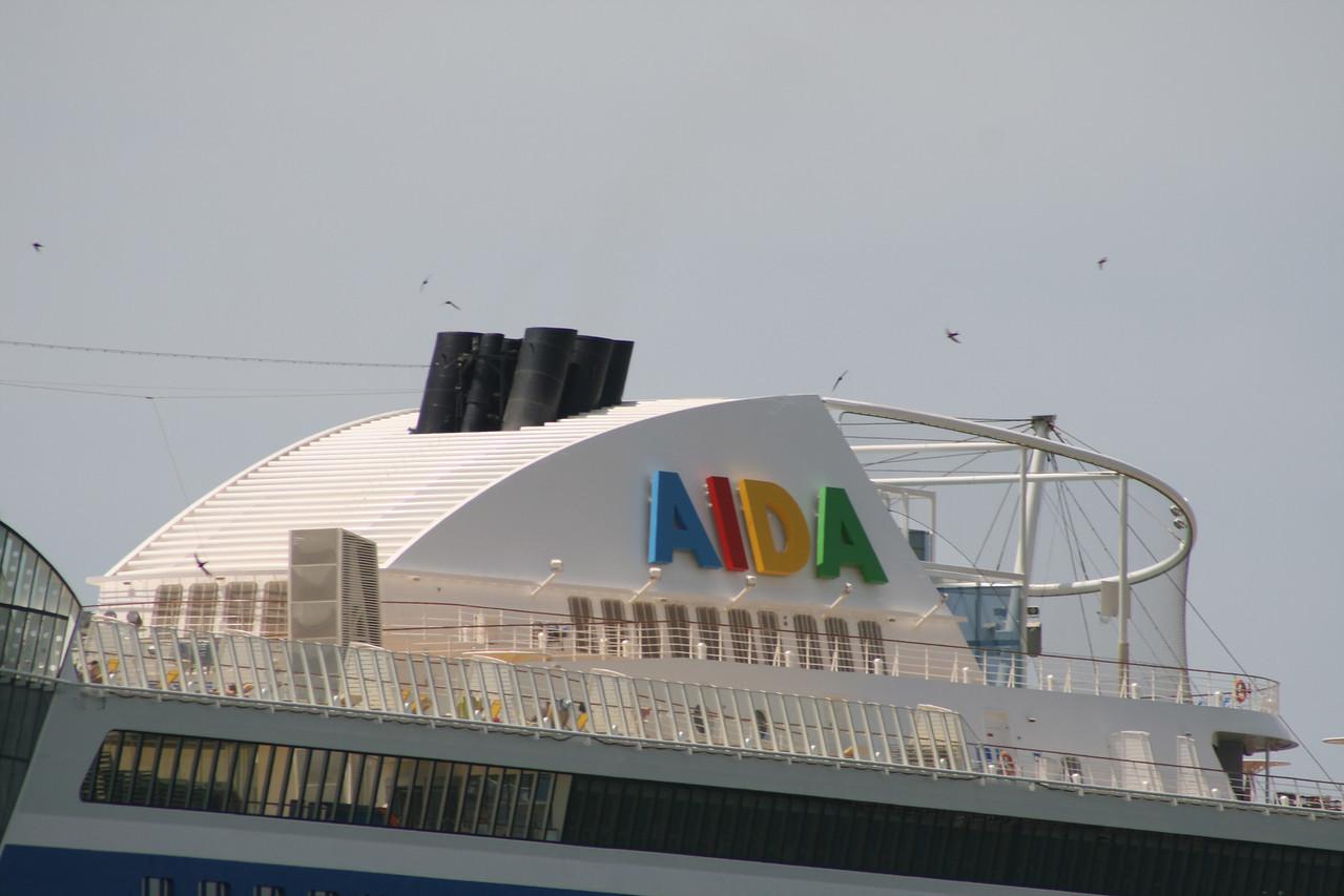 AIDA DIVA : the funnel.