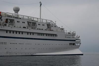 M/S ATHENA off shore Capri.