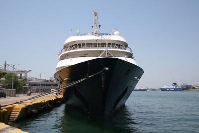2011 - CORINTHIAN II in Piraeus.