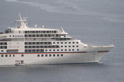 2008 - M/S EUROPA offshore Capri.