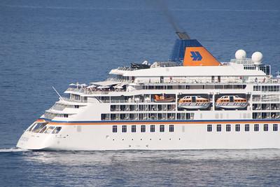 2010 - M/S EUROPA offshore Capri.