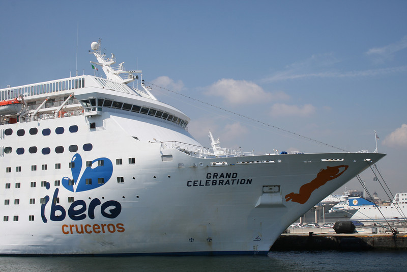 2009 - M/S GRAND CELEBRATION in Napoli.