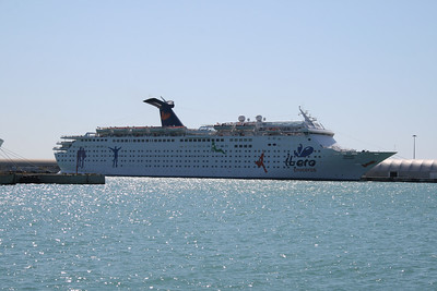 2011 - M/S GRAND HOLIDAY in Civitavecchia.