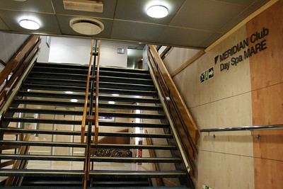 2010 - On board M/S KRISTINA KATARINA : deck 7 up to 8.