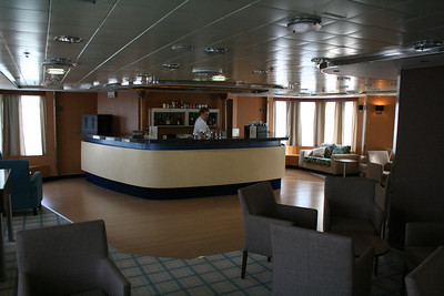 2010 - On board M/S KRISTINA KATARINA : Meridian Club, deck 9.