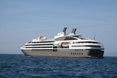 2011 - M/S L'AUSTRAL offshore Capri.
