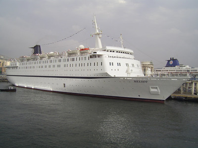 2007 - M/S MELODY in Napoli.
