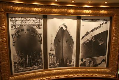 2009 - On board MSC FANTASIA : historical photo gallery.