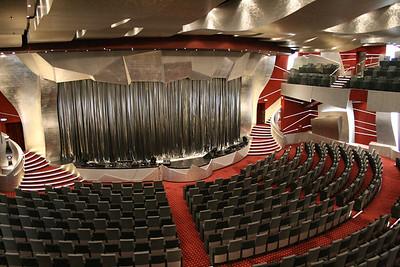 2009 - On board MSC FANTASIA : Teatro L'Avanguardia.