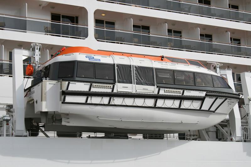 2009 - M/S MSC FANTASIA : tender.