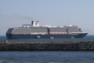 2008 - M/S NOORDAM offshore Napoli.