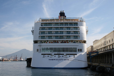 2009 - M/S NORWEGIAN GEM in Napoli.
