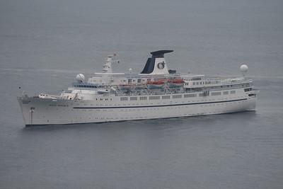 2008 - M/S OCEAN MONARCH offshore Capri.