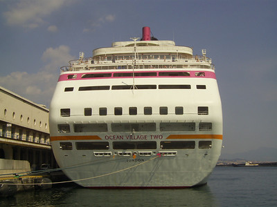 2008 - M/S OCEAN VILLAGE TWO in Napoli.